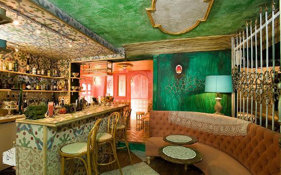 Rum bar CIENFUEGOS in NYC, Trader Magnus