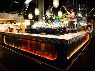 New cocktail menu at GRILL in Stockholm, Trader Magnus