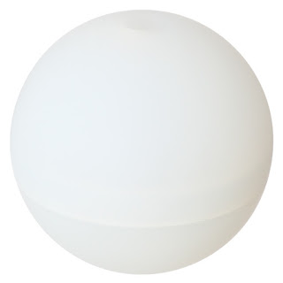 Silicone ice ball maker from MUJI, Trader Magnus