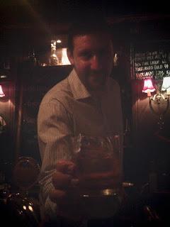 Dan Priseman in Stockholm, Trader Magnus