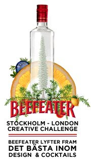 Beefeater Creative competition in Sweden – enter now!, Trader Magnus