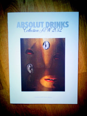 Absolut Drinks Collection A/W 2012, Trader Magnus