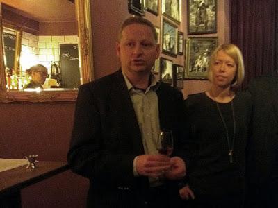 Grönstedts National cognac tasting and cocktails at Little Quarter, Trader Magnus