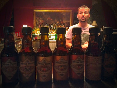 Launch party and bitters master class at Le rouge, Trader Magnus