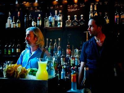 Dutch Kills bartender guest shift in Stockholm, Trader Magnus
