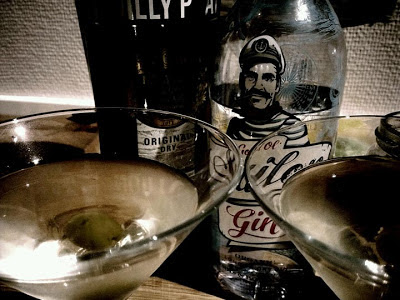 Review: Good ol' Sailor Organic London Dry Gin, Trader Magnus