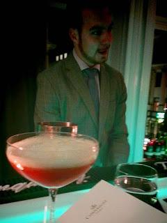 Connaught Bar pop-up in Stockholm, Trader Magnus