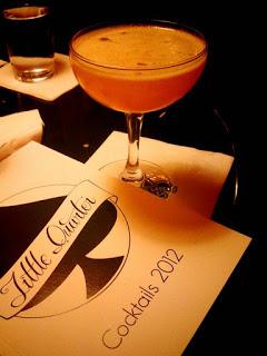 Little Quarter Cocktails 2012, Trader Magnus