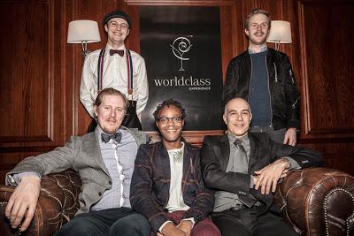 Swedish Diageo Reserve World Class finals in Stockholm, Trader Magnus