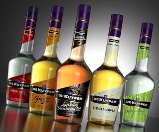 Review: De Kuyper Exotique liqueurs, Trader Magnus