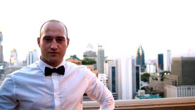 Interview with Christoffer Johansson, Puta Madre, Trader Magnus