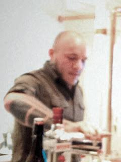Beefeater 24 Global Bartender Competition in Stockholm, Trader Magnus