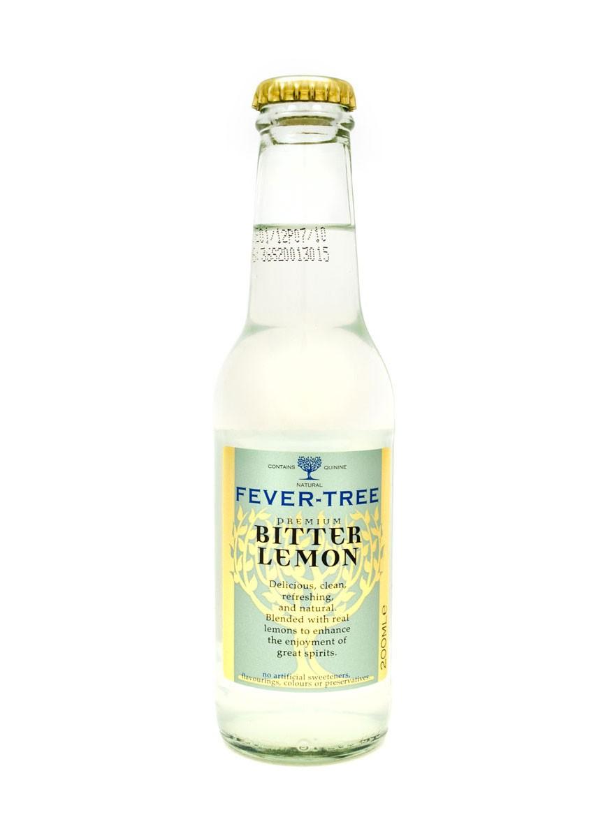 Quick review: Fever-Tree Bitter Lemon, Trader Magnus