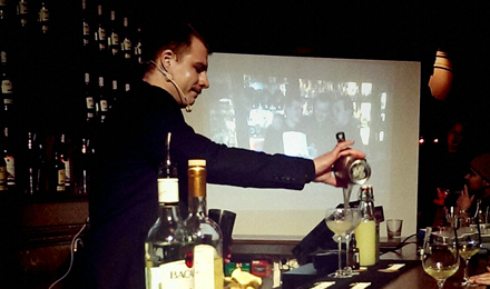 Bacardí Legacy Cocktail Competition 2014 Nordic results and finalists' recipes part 2, Trader Magnus