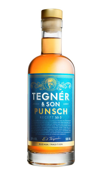 Review: Tegnér & Son Swedish Punsch, Trader Magnus