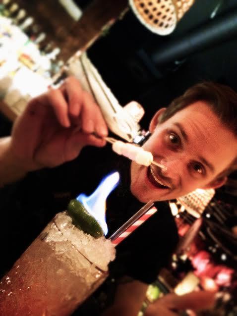 Interview with Fredrik Löwenhamn, Koko-Mo Grill, Trader Magnus