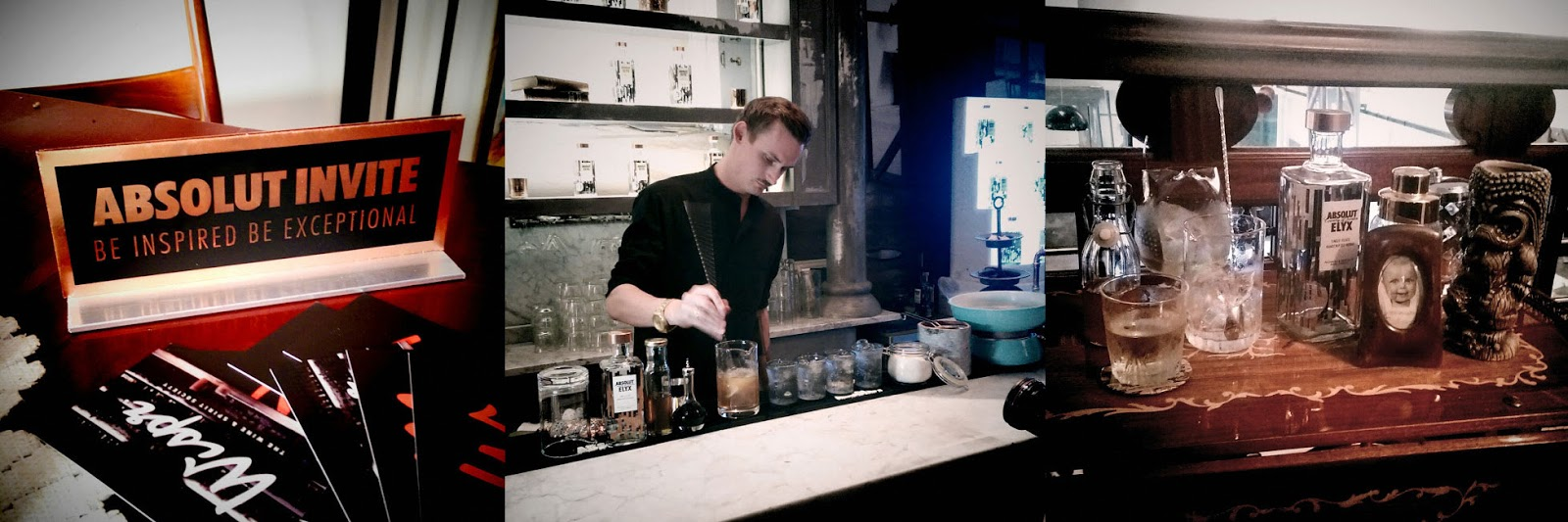 Winner of ABSOLUT Invite 2014 cocktail competition announced, Trader Magnus