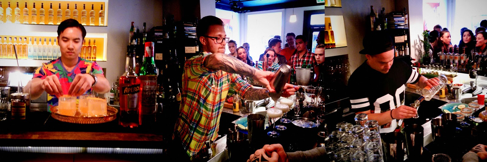 Winner of Barsol Pisco cocktail competition announced, Trader Magnus