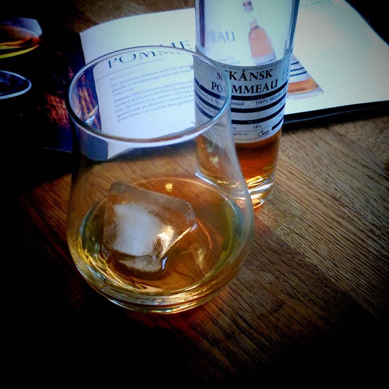 Quick review: XO Wines & Spirits Pommes Feliz, Trader Magnus