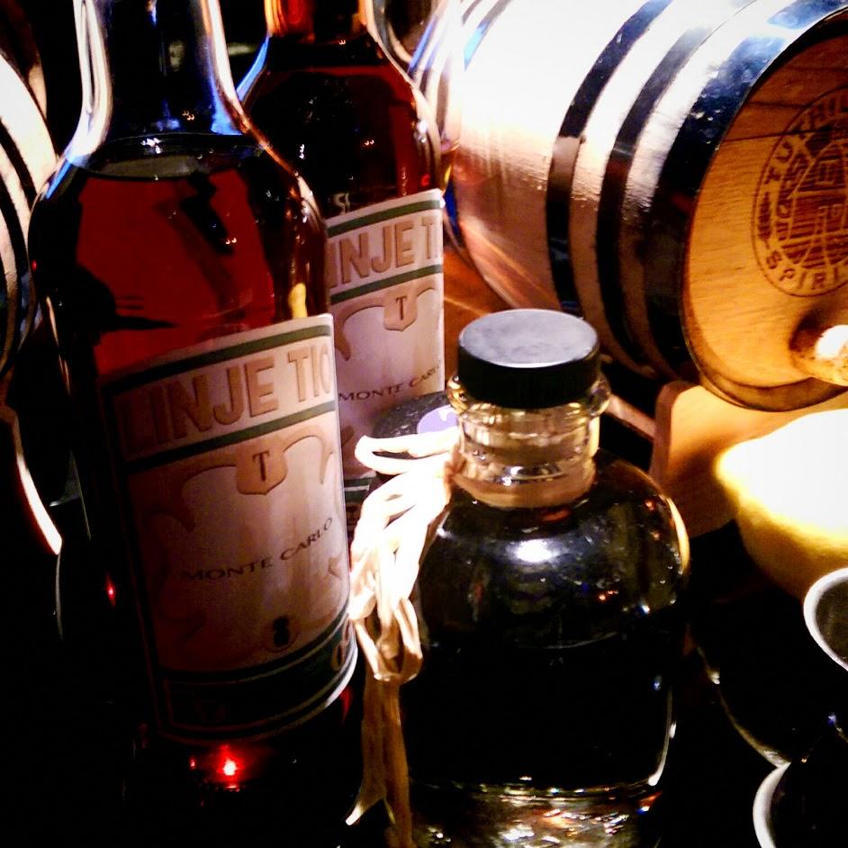 Linje tio wins Hudson Whiskey barrel-aging competition, Trader Magnus