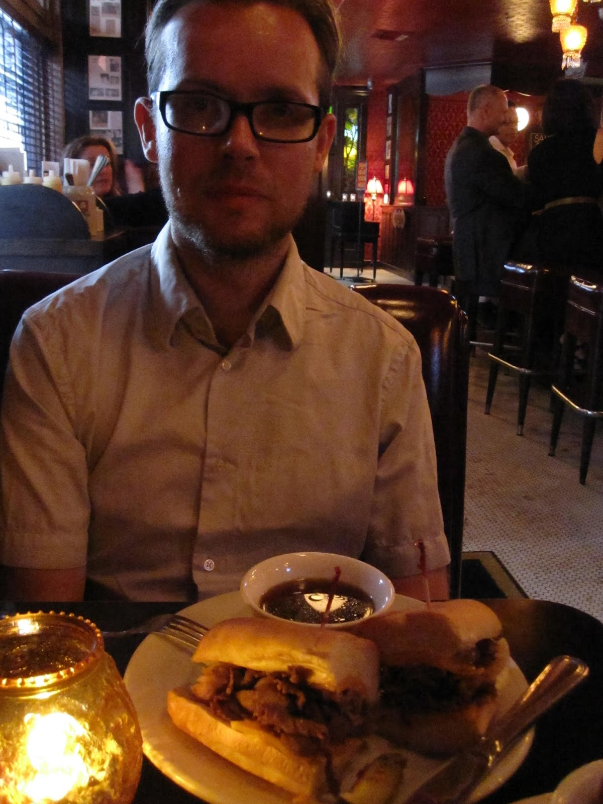 The Varnish pop-up bar in Stockholm, Trader Magnus