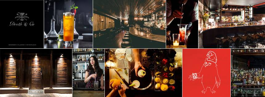 Death & Co and Nitecap pop-up bars in Stockholm, Trader Magnus