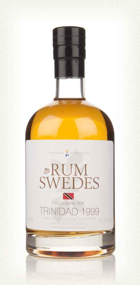 Quick review: Rum Swedes Trinidad 1999 from Svenska Eldvatten, Trader Magnus