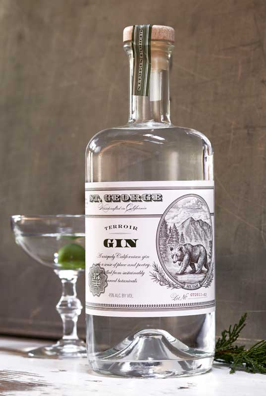 Quick review: St George Spirits Terroir Gin, Trader Magnus
