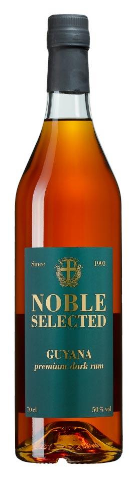 Review: Noble Selected premium dark rum, Trader Magnus