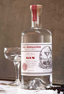 Quick review: St George Spirits Dry Rye Gin, Trader Magnus