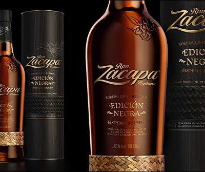 Quick review: Ron Zacapa Edición Negra