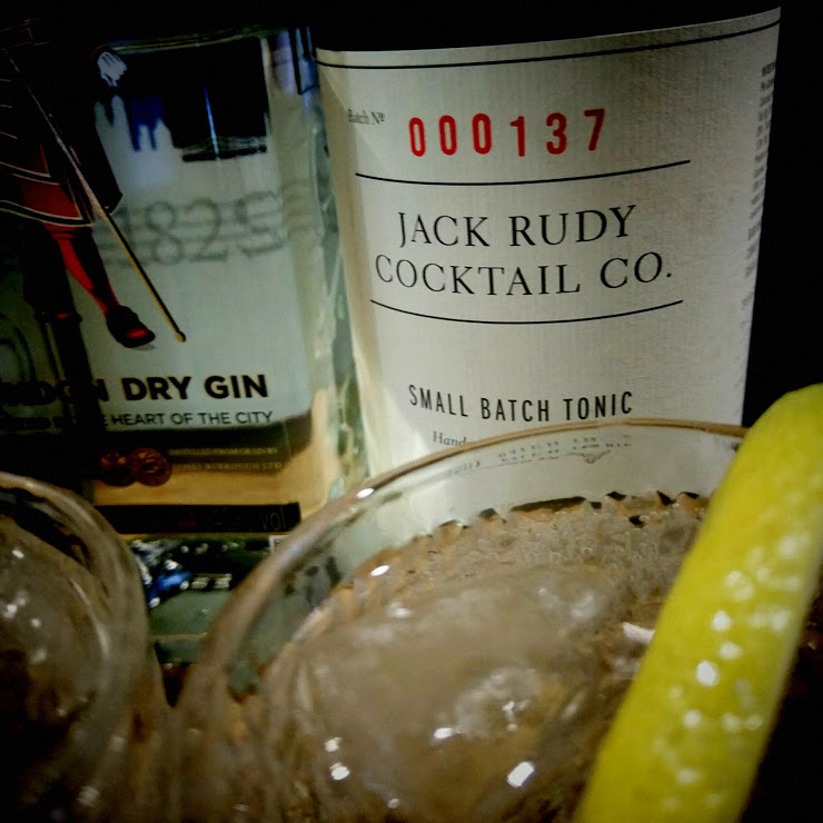 Quick review: Jack Rudy Cocktail Co. Small Batch Tonic