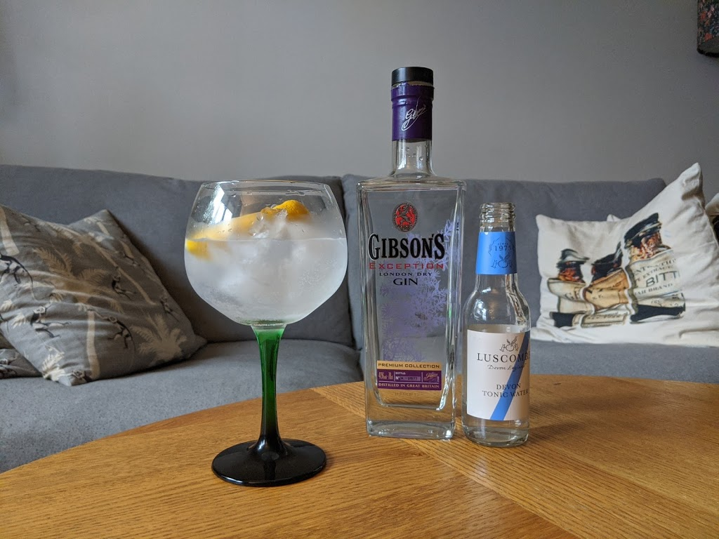 Review: Gibson's Exception London Dry Gin