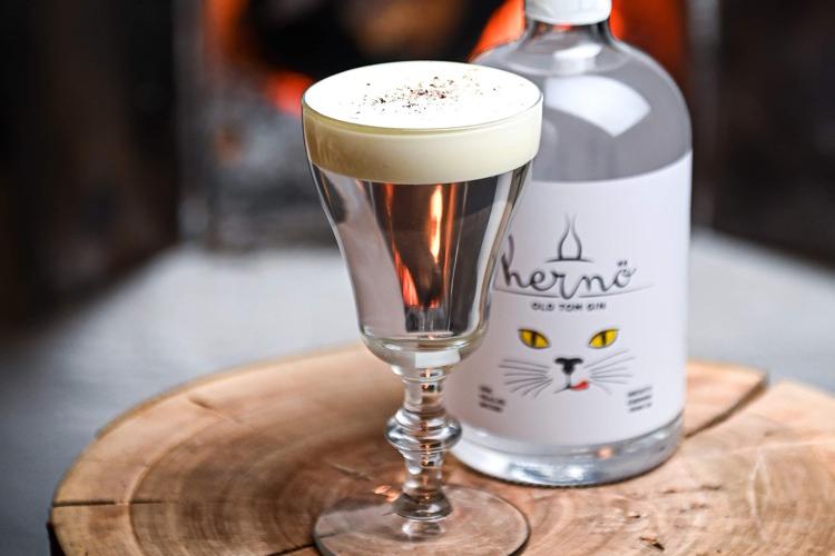 A delicious alternative to Irish Coffee, Trader Magnus