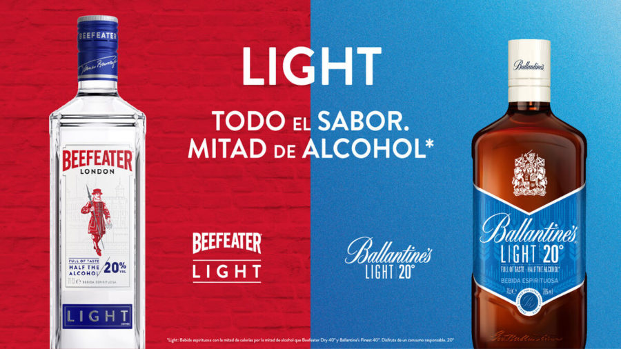 Pernod Ricard releases light gin and scotch in Spain, Trader Magnus